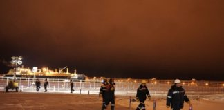 Northern Sea Route requires massive infrastructure, says report
