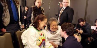 Canada's Prime Minister Trudeau apologizes for historic mistreatment of Inuit TB patients