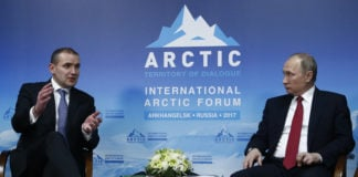 Icelandic president to discuss Arctic Council leadership with Putin