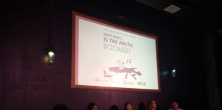Arctic scientists turn to comedy to discuss serious environmental changes