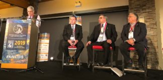 Panelists at Nunavut Mining Symposium want a link to Canada's road system