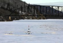 Record-early Alaska river breakups are part of a long-term warming trend