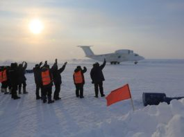 Russia's North Pole Barneo camp season cancelled before it started