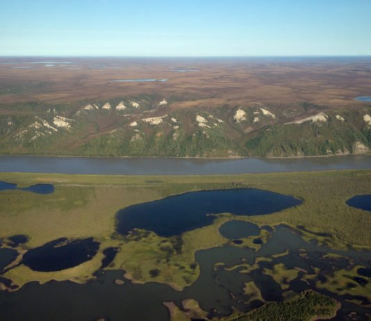 Arctic permafrost thaw could set off sudden environmental changes