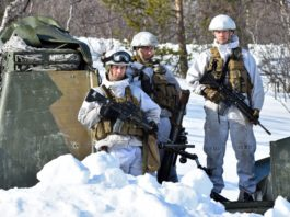 Norway rearms Finnmark for new security landscape