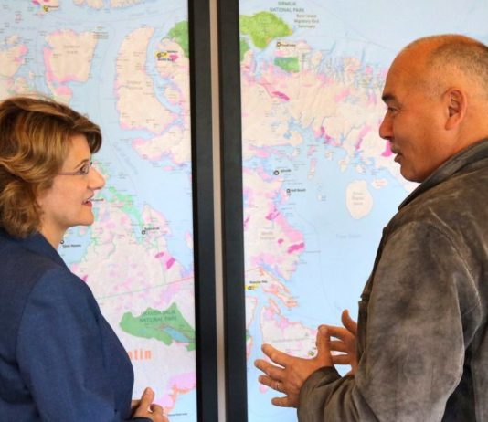 The US is set to host visitors from Canadian Arctic on fact-finding trip to Alaska