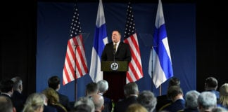 Pompeo: Russia is 'aggressive' in Arctic, China's work there also needs watching