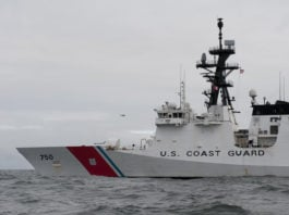 Amid increasingly aggressive geopolitical rhetoric, the US Coast Guard seeks peaceful cooperation