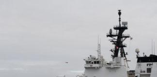 Amid increasingly aggressive geopolitical rhetoric, the US Coast Guard seeks peaceful cooperation