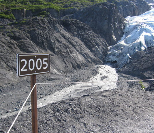 Small glaciers projected to be big contributors to sea-level rise