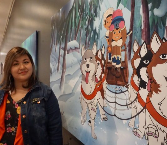 Educational TV show for kids has broader message about North's indigenous peoples