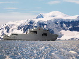 Canadian Coast Guard to get two new Arctic patrol ships