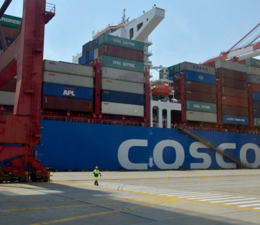 China's COSCO to stay course on Arctic shipping