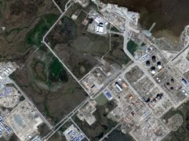New satellite images show the speed and extent of Russia's Arctic development