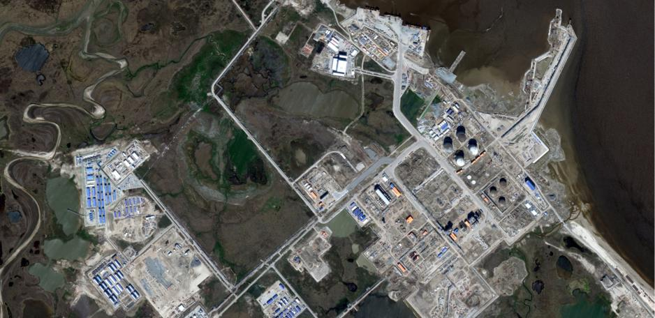 New satellite images show the speed and extent of Russia's