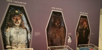 Traveling exhibit offers clues to how the Franklin Expedition was lost