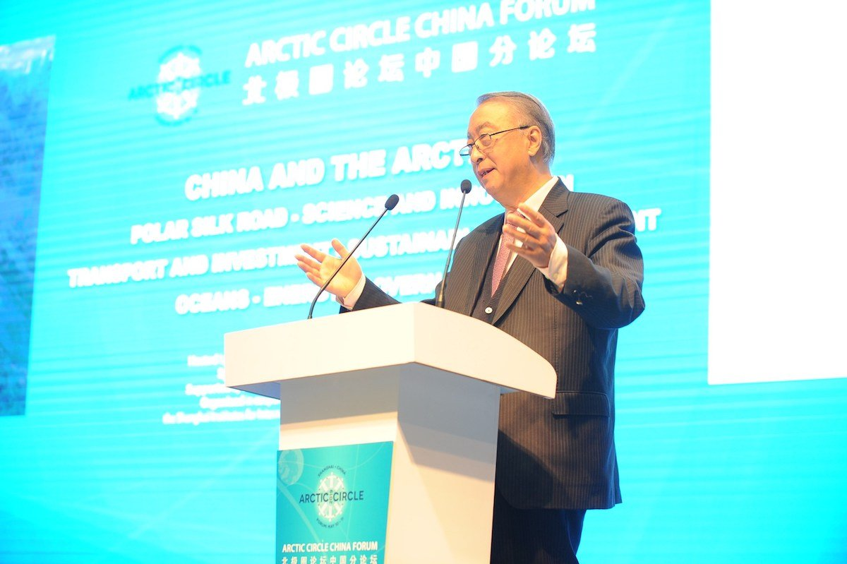For Chinese companies, investment in Arctic infrastructure offers both opportunities and challenges