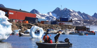 Facebook faux pas fells popular Nuuk mayor