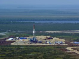 Russia begins drilling at major Arctic oil reserve