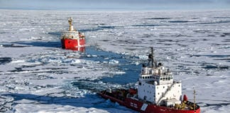 Canadian Coast Guard embarks on longer Arctic season this year
