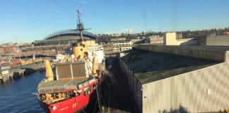 New US icebreaker to be based in Seattle