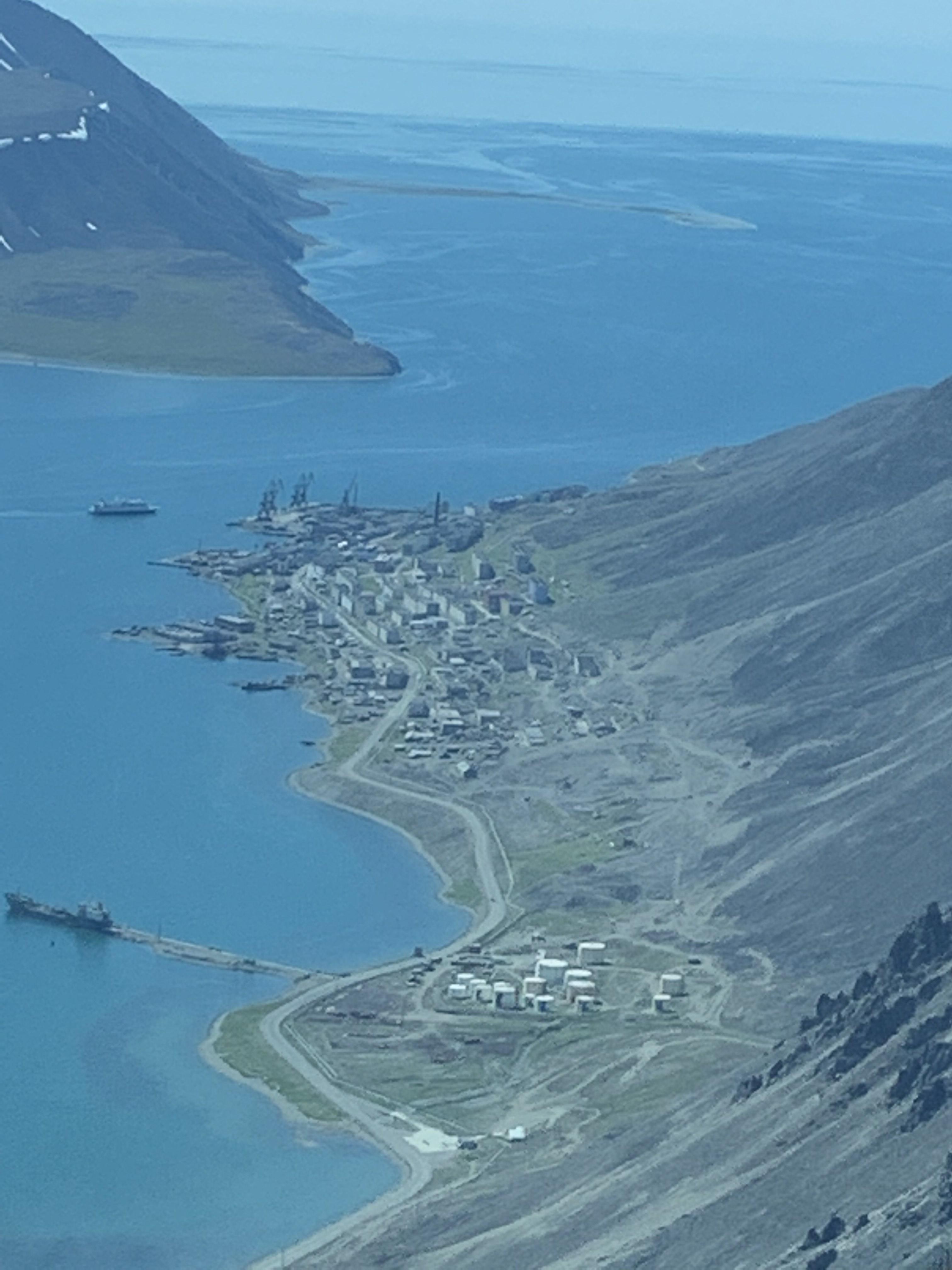 Alaska To Russia >> With An Alaska To Chukotka Flight Travelers Push For Easier