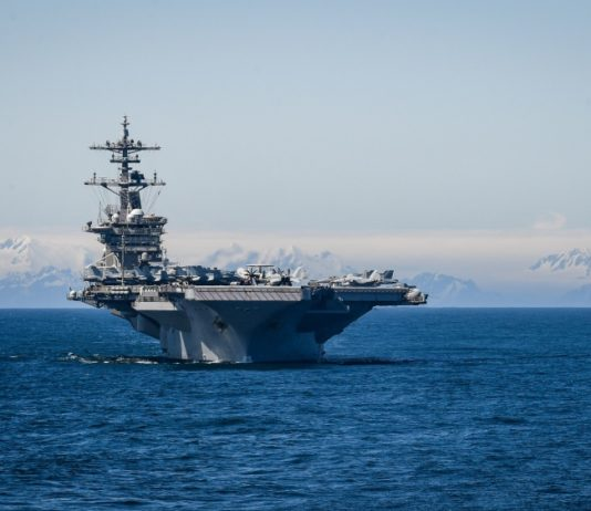 How geopolitics complicate the U.S. Navy's plans for major Arctic operations