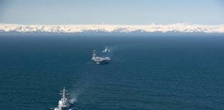 The latest U.S. national defense bill expands focus on Russia and China in the Arctic