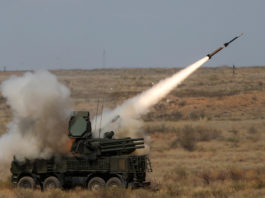 The first division of a new Russian missile system is now operational in the Arctic