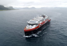 Four Norway cruise ship crew are hospitalized in Tromsø with COVID-19