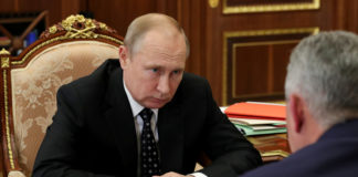 Putin says Russian submarine in fatal Barents Sea accident was nuclear-powered