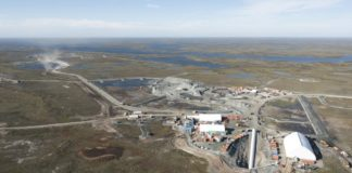 Mining will drive double-digit economic growth in Nunavut this year, report says