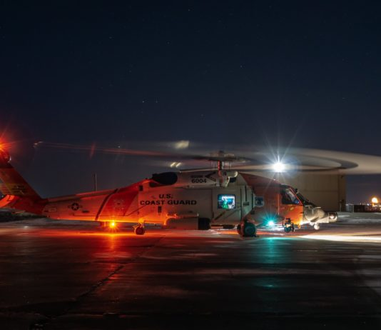 U.S. Coast Guard's Arctic season underway with station opened at Kotzebue