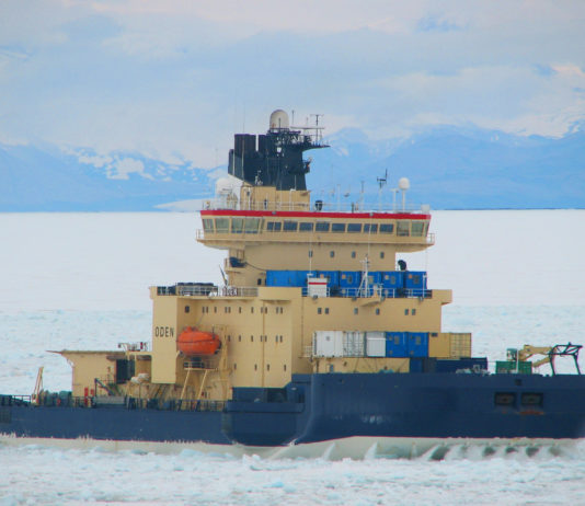 Streaming live from the Arctic: the Northwest Passage Project