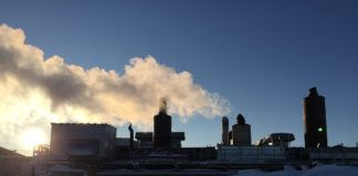 How bundling power can help remote Arctic communities transition to clean energy