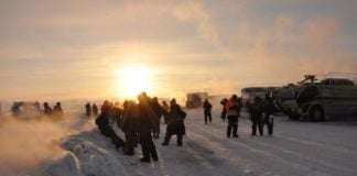 Nunavut's High Arctic roasts under record heat