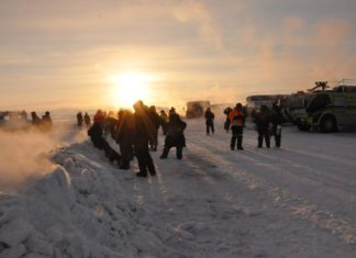 Nunavut's High Arctic roasts under record heat