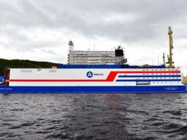 Floating nuclear power plant will be key element on Northern Sea Route, says Rosatom