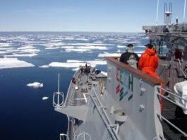 When the U.S. Navy ended its climate task force, Arctic issues were sidelined too, experts say