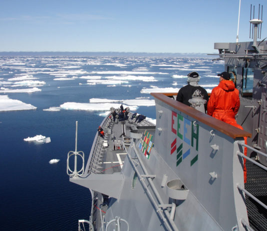 New US Arctic strategies ignore climate risks in focus on geopolitics, experts say