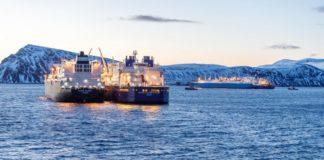Quiet in Norwegian Arctic port as reloading of Russian Arctic LNG ends