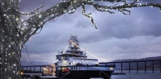 For Norway's newest icebreaker, it's (almost) to the pole and back