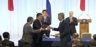 Russia's Novatek finalizes deal to sell a stake in Arctic LNG 2 to Japanese investors