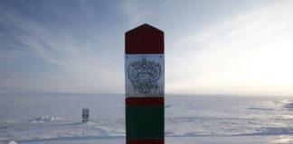 Retreating ice is revealing new land in Russia's Arctic