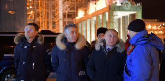 Kremlin's prophesy for the Northern Sea Route is keeping Moscow officials busy