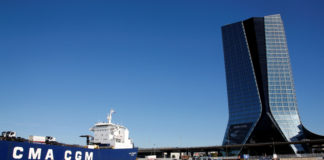 French shipper CMA CGM backs away from Russia's Northern Sea Route