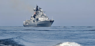 Russian navy announces comprehensive naval exercises off Northern Norway