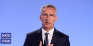 NATO's Stoltenberg cites Arctic as he argues for more alliance attention to China