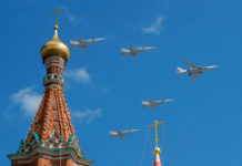 Russia deployed two nuclear-capable bombers within '20 minutes' of Alaska