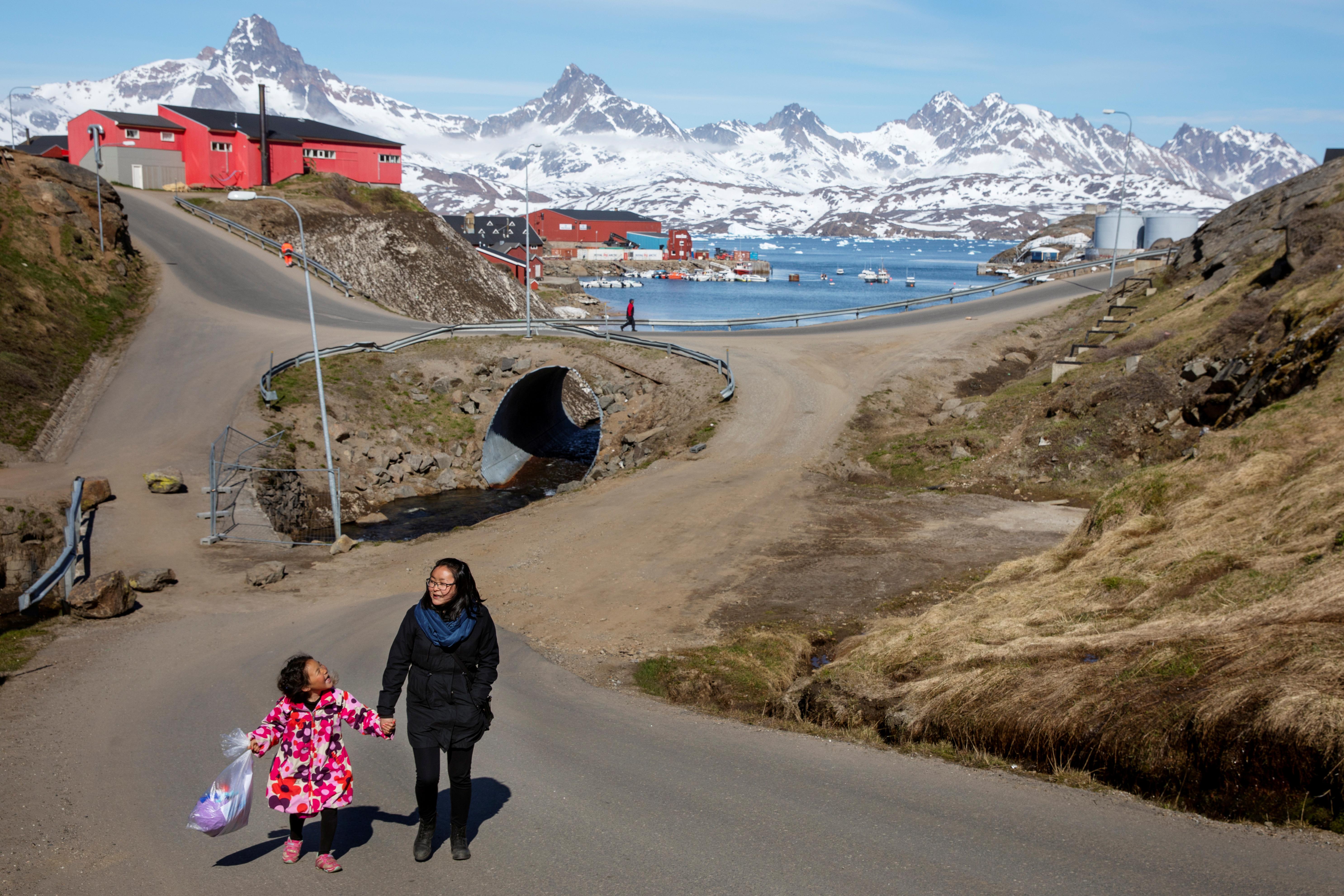 Washington Arctic experts say Trump's Greenland purchase idea ...